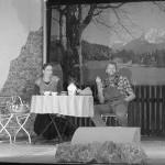 Theaterfreunde Hirblingen: zwoa harte Nüss